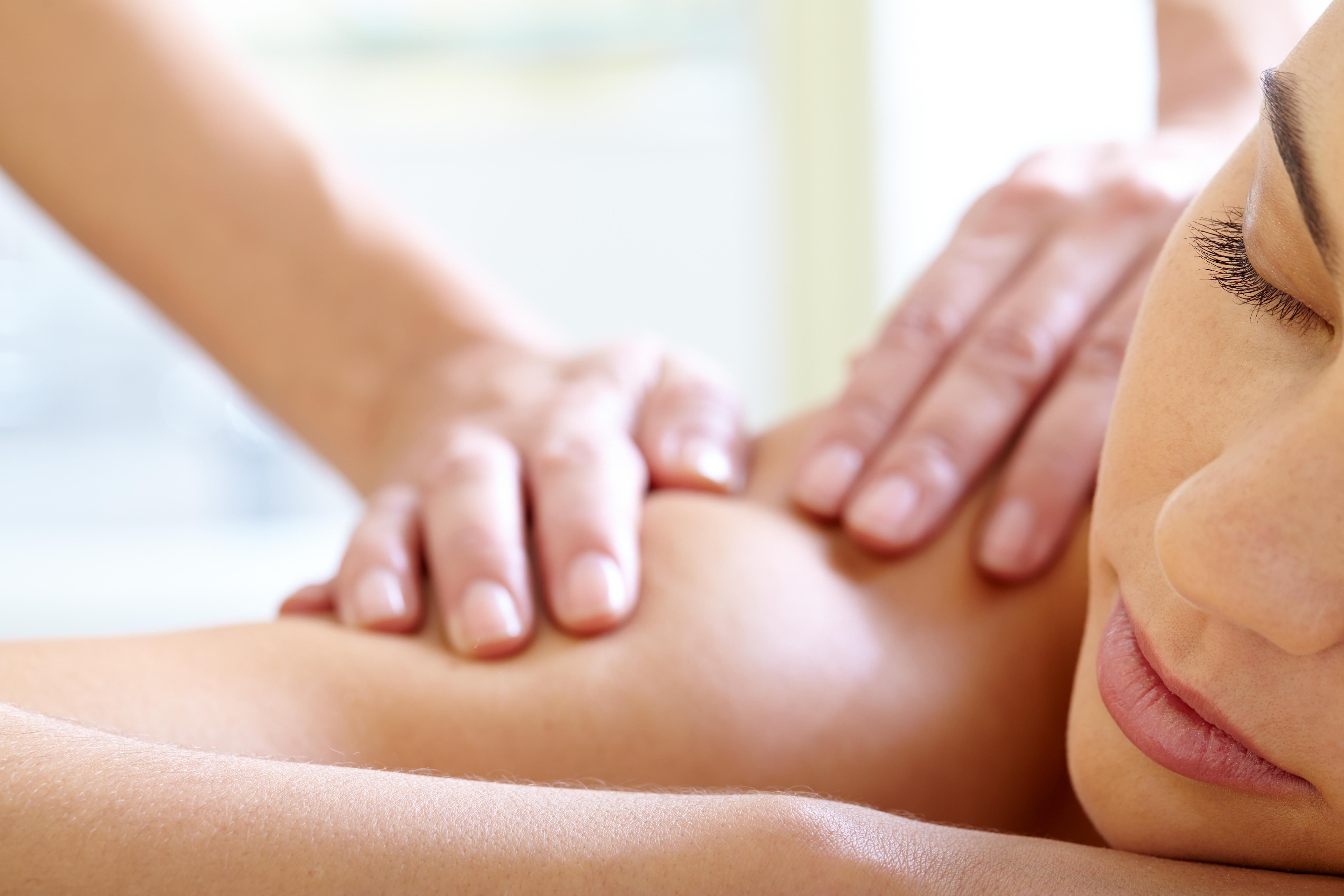 Soins, massage du corps